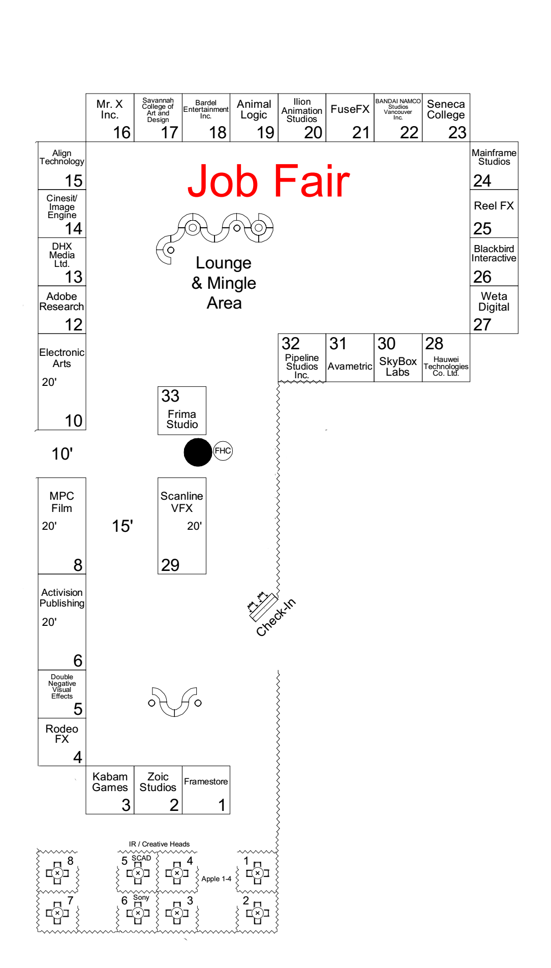 Job-Fair-Floor-Plan